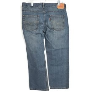 Levi's 550 Relaxed Boy's Husky Jeans